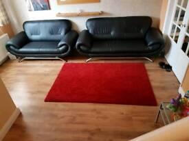 2 x sofas