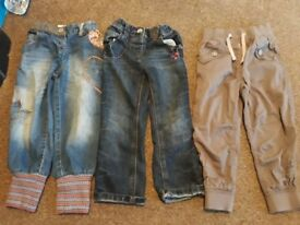 3-4 years NEXT girls trousers and dresses