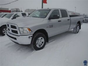 2016 Ram 3500 - Diesel - Crew - 8 Ft Long Box - 6 Passenger, 4WD