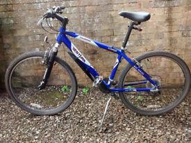 "Unisex mountain bike, Ventura Telluride 16"" aluminium frame"