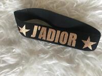 Dior headband