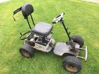 PRO TITAN GOLF BUGGY BY POWER HOUSE