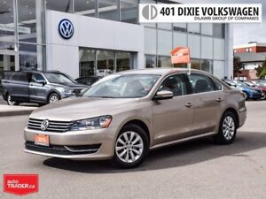 2015 Volkswagen Passat Trendline 1.8T 6sp at w/ Tip OFF Lease .