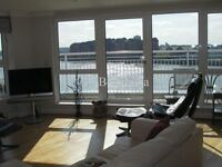 Stunning 2 Bedroom Apartment with Fantastic Views Of the River In Battersea