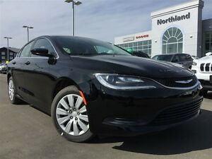 2016 Chrysler 200 LX 2.4L Flex Fuel 9 Speed