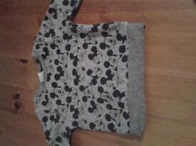 New 9-12 month disney baby jumper