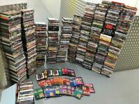 Approx 850-900 DVDs - will not listen to silly offers