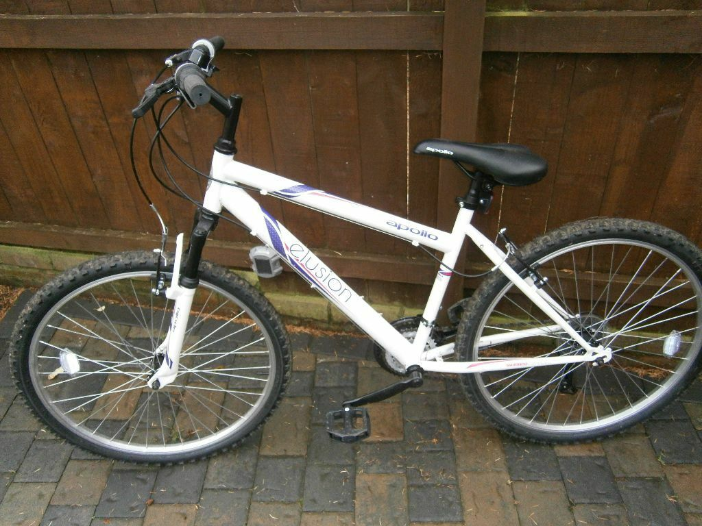 Apollo Elusion Womens Mountain Bike In Sunniside Tyne And Wear