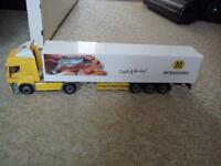 morrisons toy truck