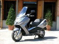 Peugeot Satelis 249cc, 57 Plate, Tax and Mot similar to xmax and tmax scooter