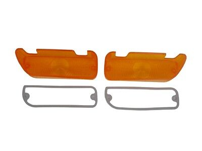 PG Classic 1286-L68 1968-69 Plymouth GTX Roadrunner Parking Lenses