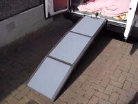 pet gear tri fold pet ramp