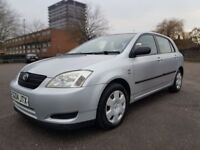 2004 Toyota Corolla 1.4 | 1 Owner from New, 11-months MoT