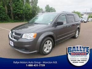 2015 Dodge Grand Caravan SE! Bluetooth! ONLY 52K! Trade-In! Save