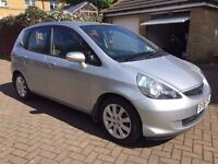Honda Jazz 2006 1.4L 5dr manual in silver for sale £2000 (negotiable)