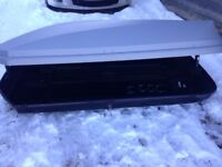 Roofbox - Large