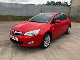 Vauxhall astra 1,4 petrol 1 owner 2010