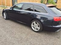 Audi A6 2.0 TDI S Line 5dr MULTITRONIC - BLUETOOTH -LEATHER - XENON - SAT NAV - CRUISE CONTROL -