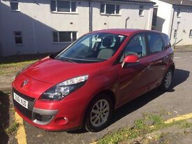 2011 Renault Scenic cDi 6 speed Manual (i-Music)