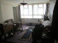 council ground floor 1 bed flat near croydon