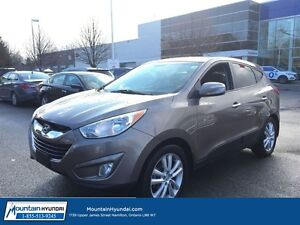 2012 Hyundai Tucson NAVI + PERFECT