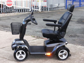 Days Strider Maxi ST5 Deluxe 8mph Heavy Duty Mobility Scooter. FREE Delivery. Mint Condition.