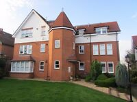 An immaculately presented top floor two bedroom apartment overlooking Wimbledon Park