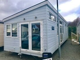 Static Caravan For Sale 12Mth Park 2017 Site Fees Included Sea Views NorthWest Ocean Edge Lancaster