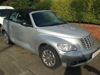 Chrysler PT cruiser convertible limited edition