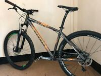 VITUS NUCLEUS 290 29er CUSTOM BUILT 10 SPEED MOUNTAIN BIKE