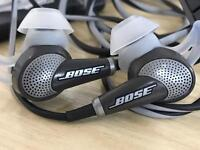 Bose QC20i Noise cancelling earphones