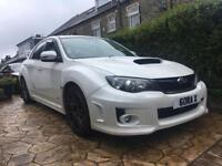 SUBARU WRX STI 320R 2011AWD performance upgrade
