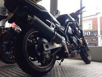 Yamaha FZS 600S (Fazer) Streetfightered look