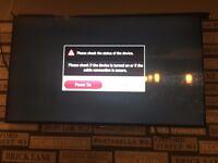 LG 55 inch HD Television