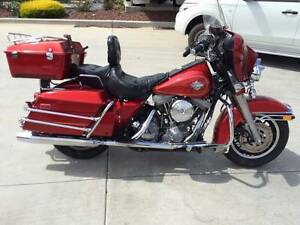 HARLEY DAVIDSON ELECTRA GLIDE 1986MDL 77610KMS CLEAR PRJCT OFFERS Campbellfield Hume Area Preview