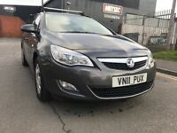 VAUXHALL ASTRA ESTATE 1.7CDTI LONG MOT FULL SERVICE HISTORY NEW CAM BELT AMAZING CAR %%%LOOK%%%