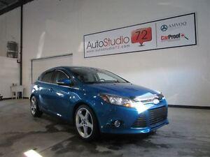 2012 Ford Focus Titanium **NAVI**CUIR**TOIT**PUSH START**
