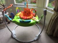 Fisher price Roarin Rainforest Jumperoo for sale