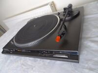 Superb Technics SL-BD22 FG Servo Automatic Turntable - Awesome Sound