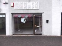 Shop to rent kincaidston Drive Ayr