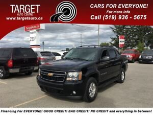 2007 Chevrolet Avalanche LT 4x4, Loaded, Leather, Roof and More