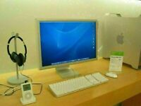 20' Apple Cinema Display Aluminium LED Computer Monitor For Apple Mac Pro Desktop and Laptops