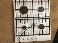 Neff gas/electric hob