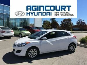2013 Hyundai Elantra GT GL/OFF LEASE/ONLY 64917KMS!!!