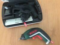 Bosch ixo / mini cordless drill