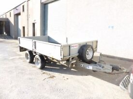 Ifor Williams LM 10.6 3.5 tonne trailer