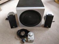 Logitech Z-2300 PC Speaker - 2.1 - 200W RMS