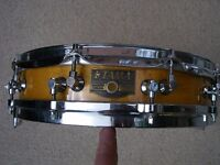 "Tama AW623 Artwood BEM snare drum 14 x 3 1/2"" - Japan - '80s - Ex-Endorsee"