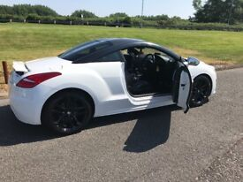 PEUGEOT RCZ GT **WITH ALL THE SPECS**