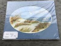 Brand new watercolour painting - Sand Dunes